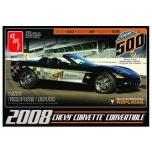 1/25 AMT 2008er Corvette Convertible Indy Pace Car