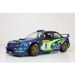 1/35 TAMIYA Subaru Impreza WRC 2001