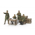 1/35 TAMIYA IJA Officers