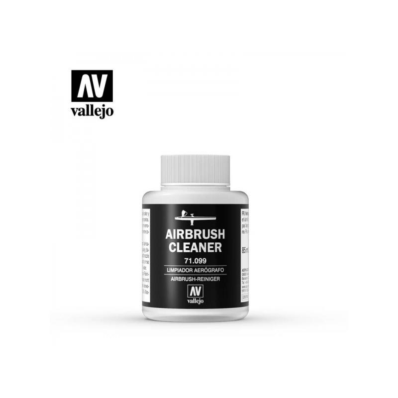 Vallejo Airbrush Cleaner 85ml @ Hobimaailm