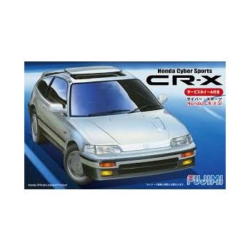 1/24 FUJIMI Honda CR-X Si