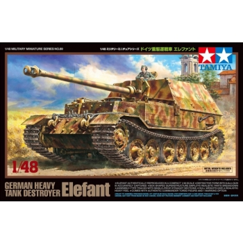 1/48 TAMIYA Elefant German Heavy Tank Destroyer