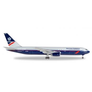 1/500 British Airways Boeing 767-300 Landor Colors