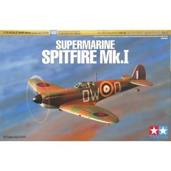 1/72 Supermarine Spitfire Mk.I TAMIYA