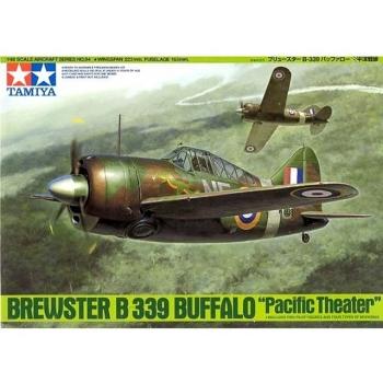 1/48 Brewster B-339 Buffalo TAMIYA