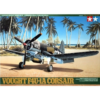 1/48 TAMIYA Vought F4U-1A Corsair