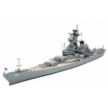 1/700 TAMIYA U.S. Navy BB-62 New Jersey