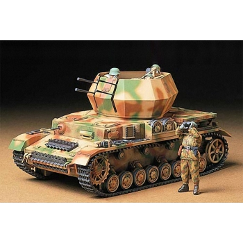 1/35 TAMIYA Ger. Flakpanzer IV Wirbelwind
