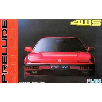 1/24 FUJIMI Honda Prelude