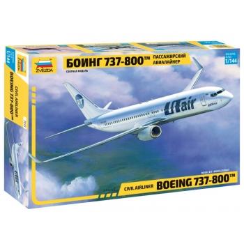 1/144 ZVEZDA Boeing 737-800