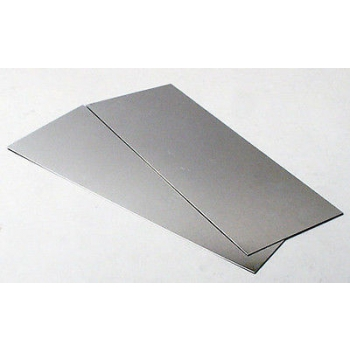 Alumiiniumplekk 1 mm, 2tk - 100x250mm