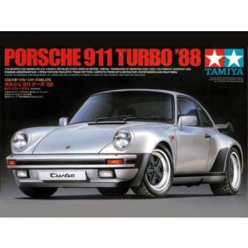 1/24 TAMIYA PORSCHE 911 TURBO '88