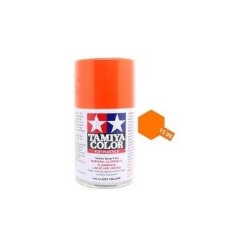 TAMIYA TS-98 PURE ORANGE Spray