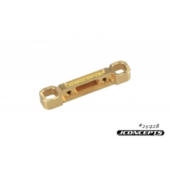 B6 | B6D Rear suspension D mount - brass (12g)