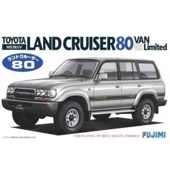 1/24 Fujimi - Toyota Land Cruiser 80