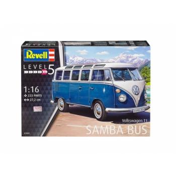 1/16 Revell - Volkswagen T1 Samba Bus