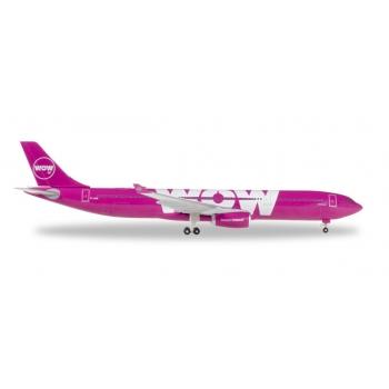 1/500 Wow Air Airbus A330-300 - TF-WOW