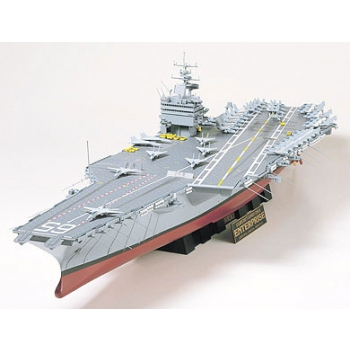 1/350 TAMIYA U.S. Enterprise Arcrft Carrier - CL007