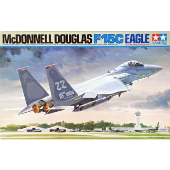 1/32 Tamiya McDonnell Douglas F-15C Eagle