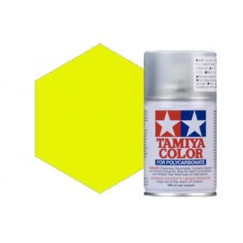 Tamiya PS-27 neoon kollane lexan spray