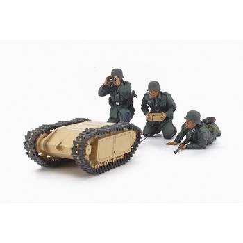 1/35 TAMIYA German Assault Pioneer Team - w/Goliath Set
