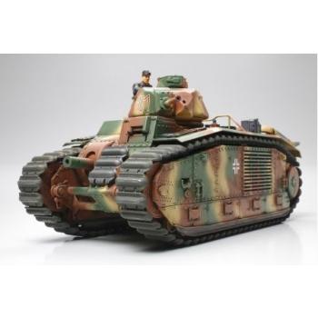 1/35 TAMIYA B1 bis (German Army)