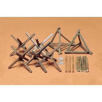 1/35 TAMIYA Barricade Set Kit - CA127