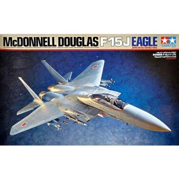 1/32 TAMIYA JASDF F-15 Eagle