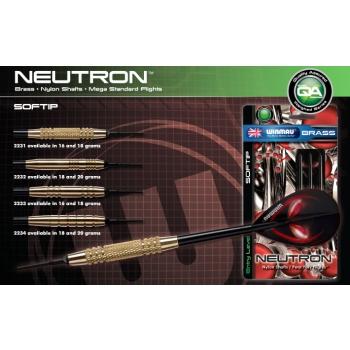 Winmau Neutron Soft-Tip 16g 2231