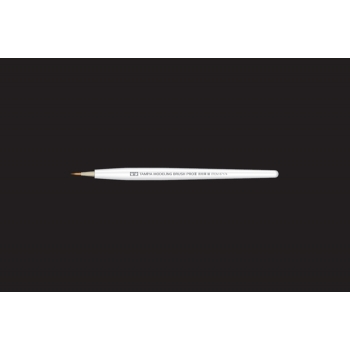 Tamiya Modeling Pointed Brush PRO II Fine