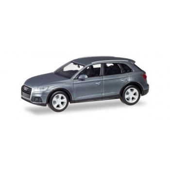1/87 Audi Q5, monsoon gray metallic Herpa