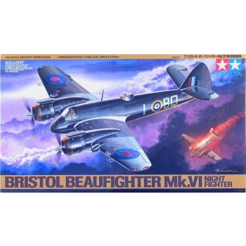 1/48 TAMIYA Bristol Beaufighter Mk.VI