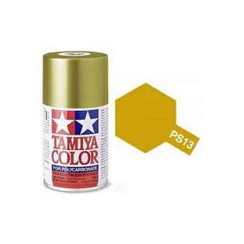Tamiya PS-13 kuldne lexan spray