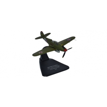 1/72 Soviet Air Force Airacobra P39 Pokryshkin 16 GFR 1943 Oxford Aviation