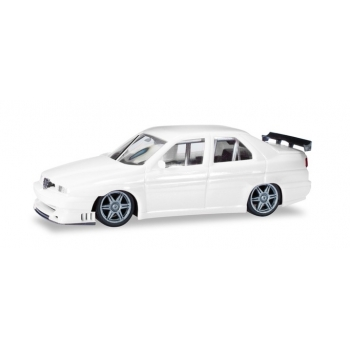 1/87 Alfa Romeo 155 racing, white Herpa