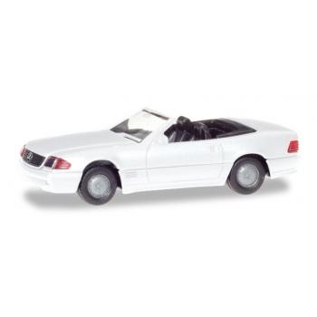 1/87 Mercedes-Benz 500 SL (R129), white Herpa