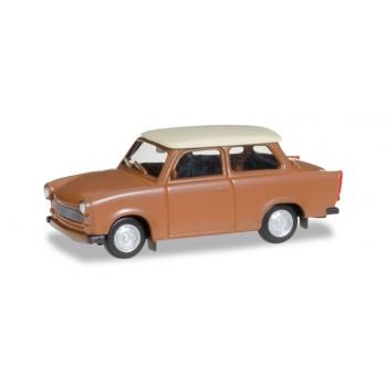 1/87 Trabant 601 S, pruun Herpa