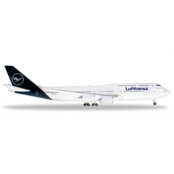 1/500 Lufthansa Boeing 747-8 Intercontinental - new colors