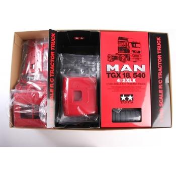1/14 Rc Man Tgx 18.540 4X2 Xlx