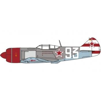 1/72 Lavochkin LA7 Sergei Federovich Dolgushin, 156 Fighter Regiment 1945 Oxford Aviation