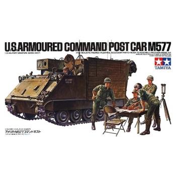 1/35 U.S. M577 Command Post Tamiya