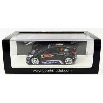 1/43 Ford Fiesta Rs Wrc #5 8Th Rally Montecarlo 2012 Tänak SPARK