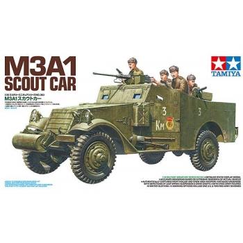 1/35 M3A1 Scout Car Tamiya