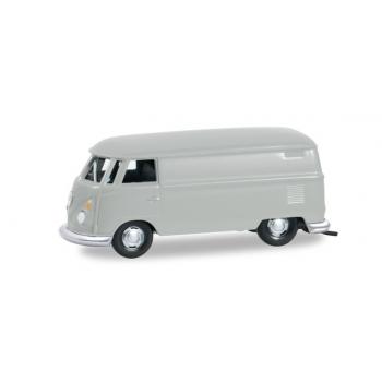 1/87 VW T1 van, light grey Herpa