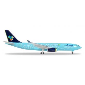 """1/500 Azul Airbus A330-200 """"Azul Viagens"""" - PR-AIU """"Red, White and Azul"""""""