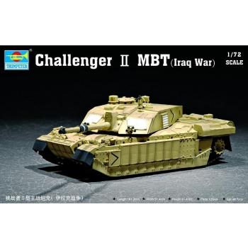 1/72 TRUMPETER Challenger II MBT