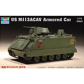 1/72 TRUMPETER US M113ACAV