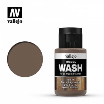 Model Wash Oiled Earth 35ml
