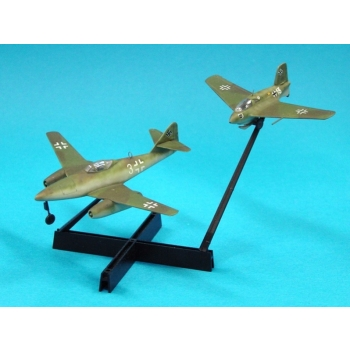 1/100 TAMIYA Messerchmitt Me262A & Me163B