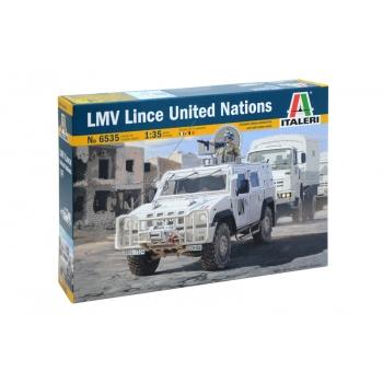 1/35 ITALERI LMV LINCE UNITED NATIONS